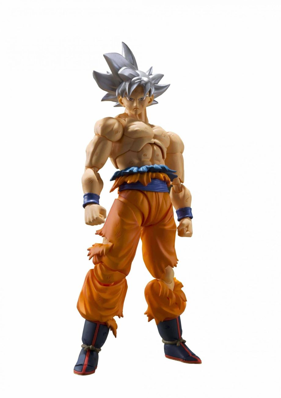 Son Goku Ultra Instinct SH Figuarts Pose 2