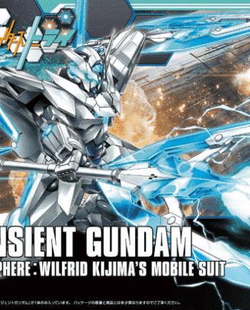 High Grade Transient Gundam Box