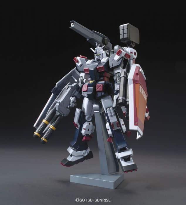 High Grade Gundam Thunderbolt Pose 1