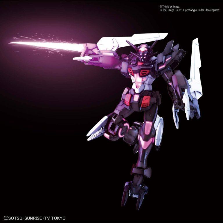 High Grade Gundam G-Else Pose 1