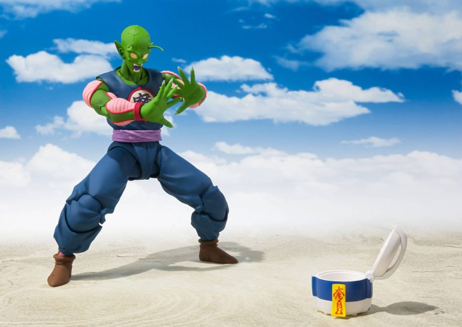 King Piccolo SH Figuarts Pose 5