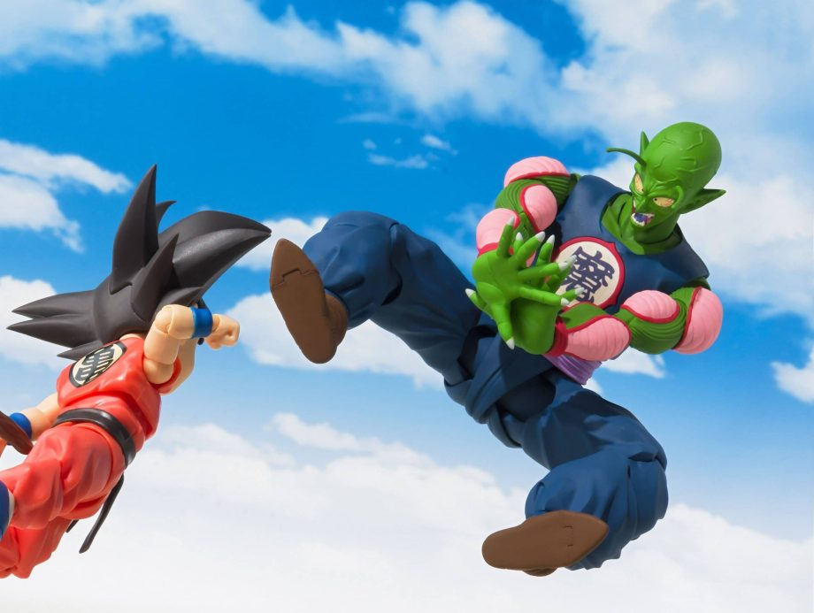 King Piccolo SH Figuarts Pose 6