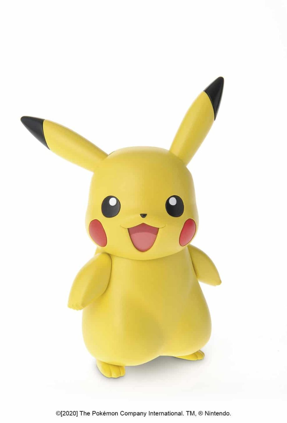 Pikachu Model Kit Pose 2