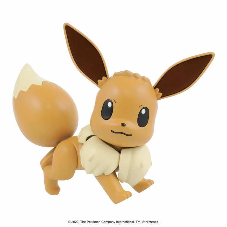 Eevee Model Kit Pose 1