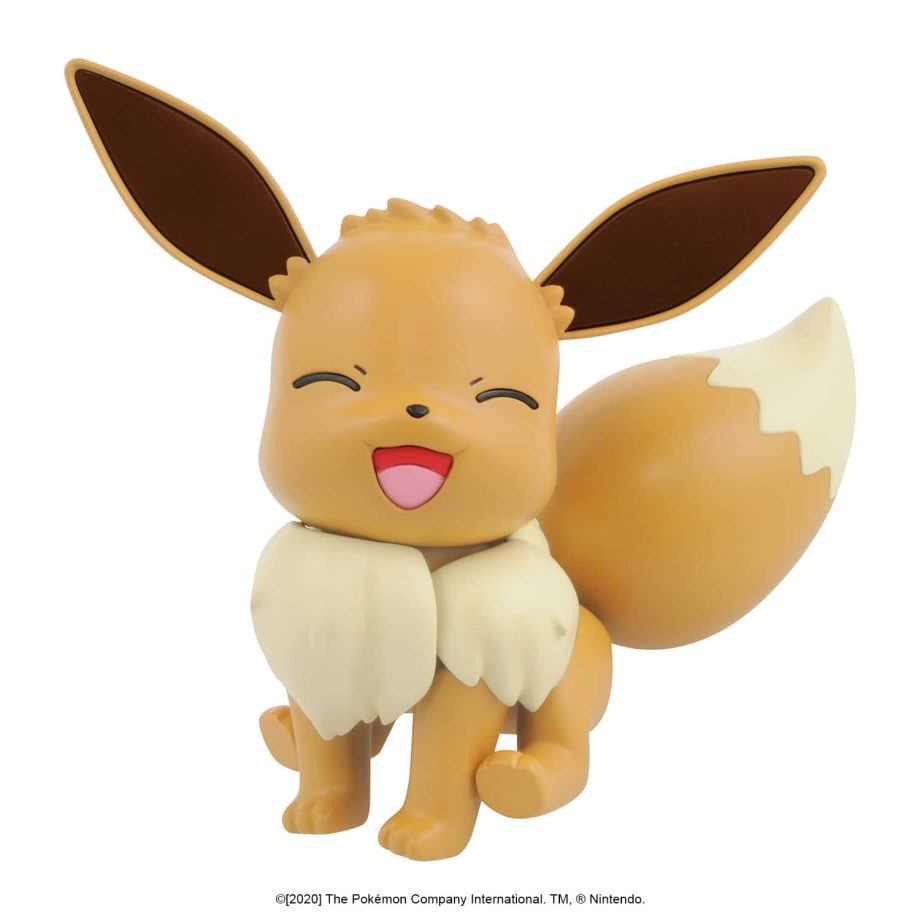 Eevee Model Kit Pose 2