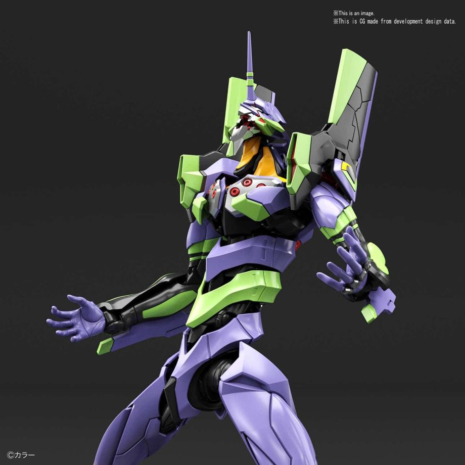 Real Grade Evangelion Unit 01 Pose 2