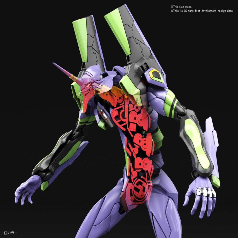 Real Grade Evangelion Unit 01 Pose 4