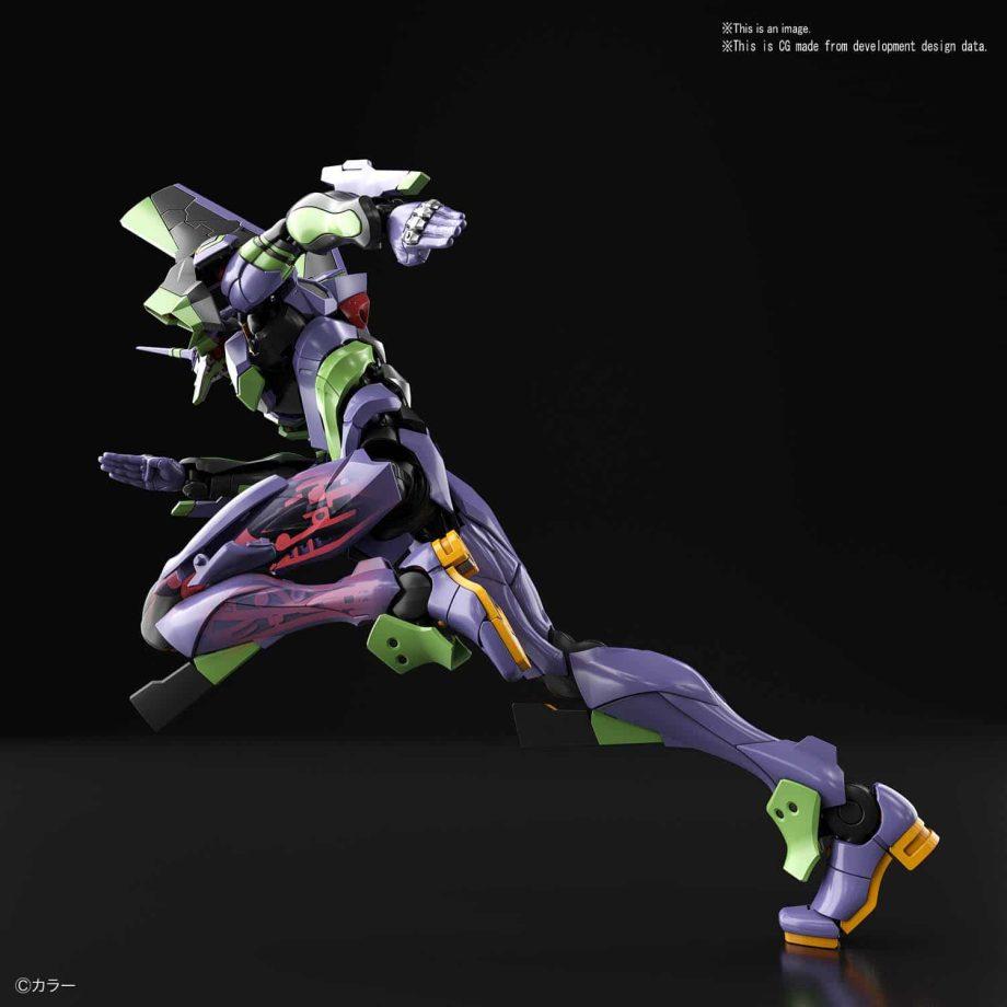 Real Grade Evangelion Unit 01 Pose 6