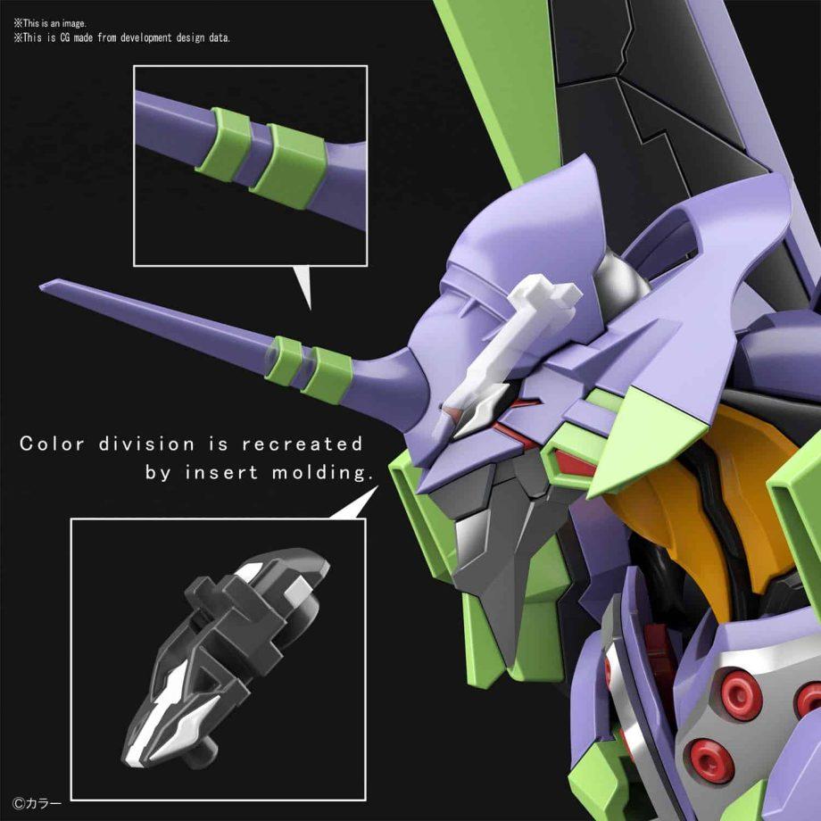 Real Grade Evangelion Unit 01 Pose 7