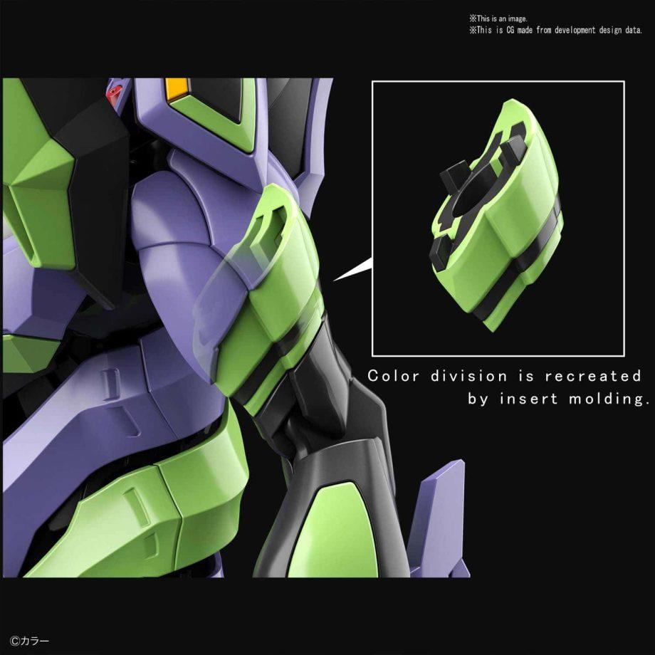 Real Grade Evangelion Unit 01 Pose 8