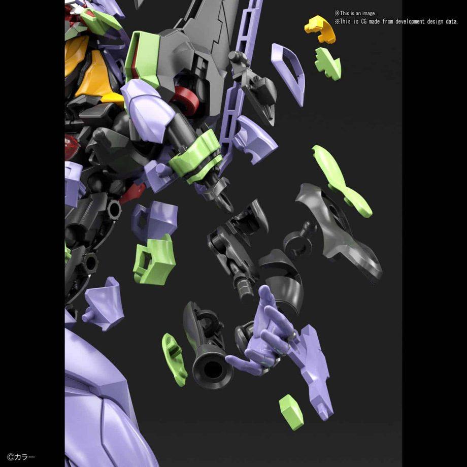 Real Grade Evangelion Unit 01 Pose 9