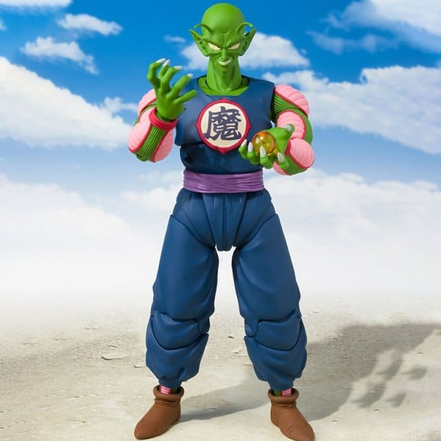 King Piccolo SH Figuarts Pose 1