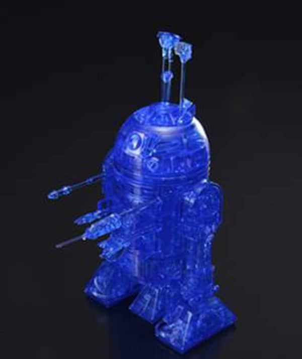 1/12 R2-D2 Hologram Ver Pose 3