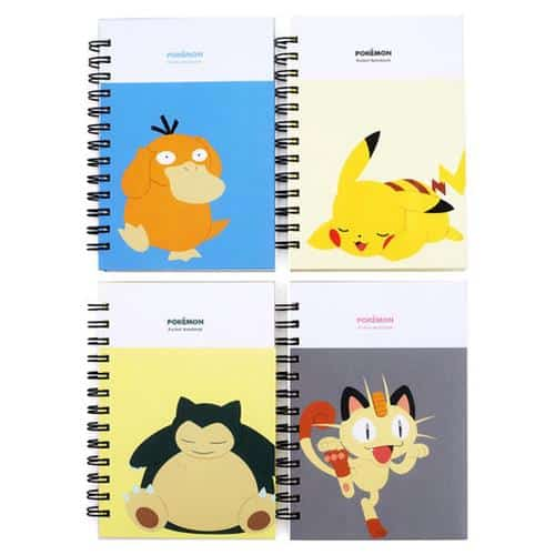 Pokemon Thick Pocketed Notebook Cover