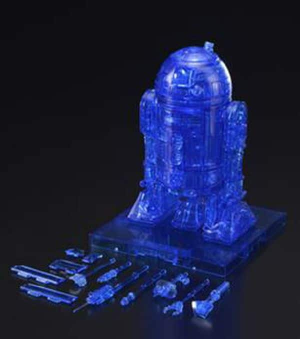 1/12 R2-D2 Hologram Ver Pose 2