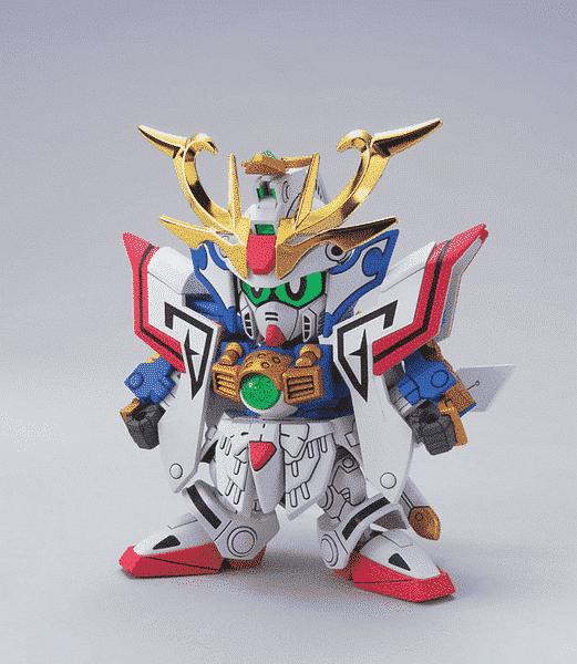 Gundam Legend BB Musha Godmaru Pose 1