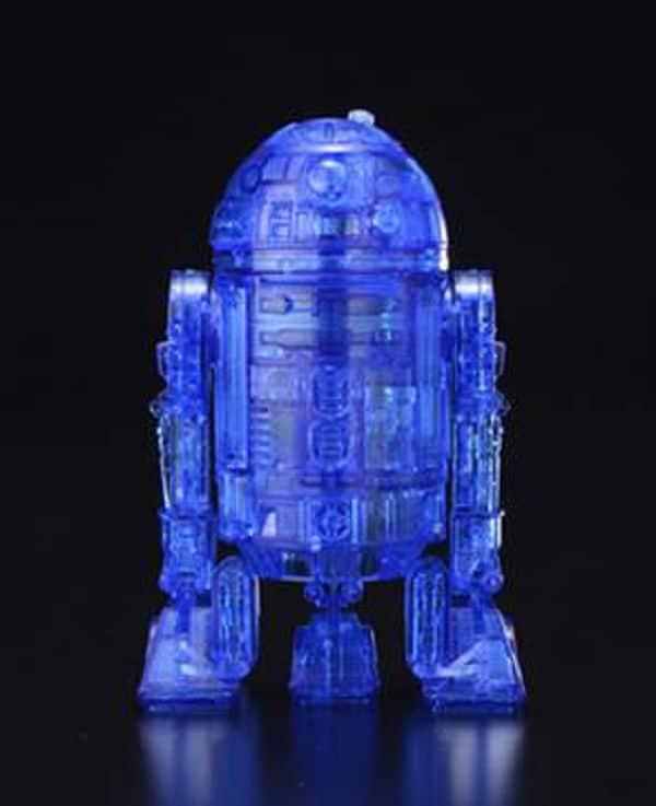 1/12 R2-D2 Hologram Ver Pose 1