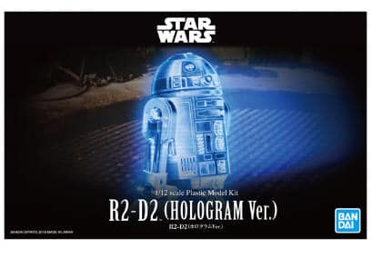 1/12 R2-D2 Hologram Ver Box