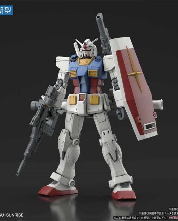 Gundam The Origin 1/144 High Grade RX-78-02 Gundam Pose 1