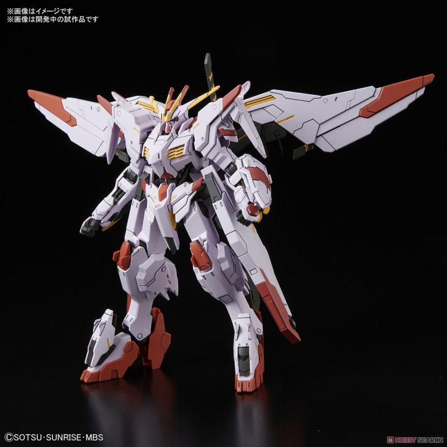 High Grade Gundam Marchosias Pose 1