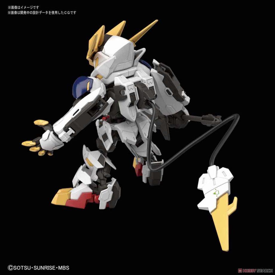 SDGCS Gundam Barbatos Lupus Rex Pose 3