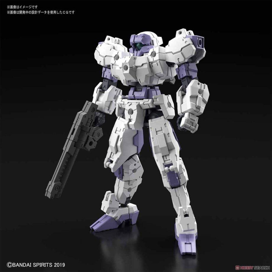 eEMX-21 Rabiot White Pose 2