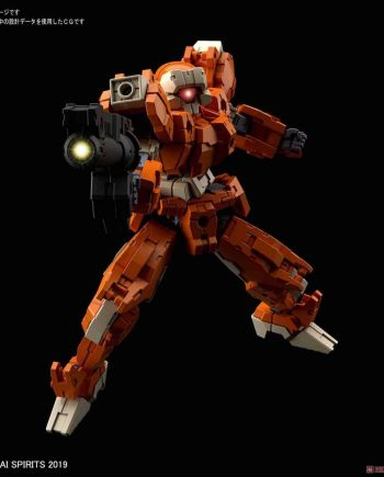 eEMX-21 Rabiot Orange Pose 1