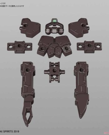 Rabiot - Dark Brown Option Armor for Special Operations Pose 1
