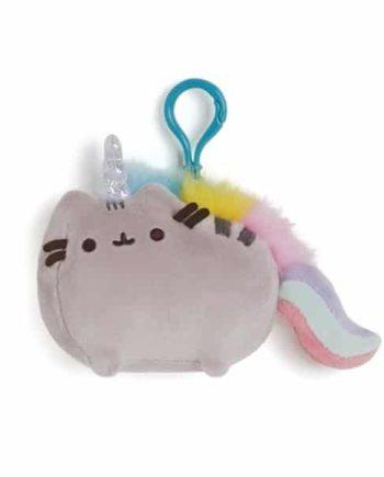 Pusheen Unicorn Plush with Clip Pose 1