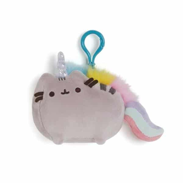 Pusheen Unicorn Plush with Clip Pose 1