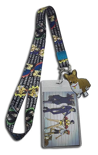 Cowboy Bebop: Group Lanyard Pose 1