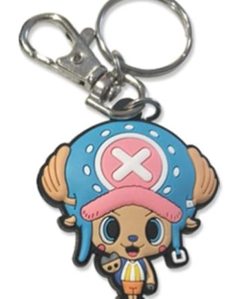 Chopper PVC Keychain Pose 1