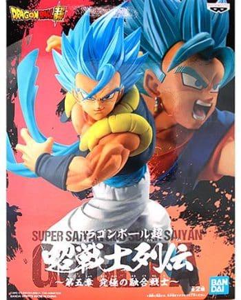 Super Saiyan Blue Gogeta - Chaosenshi Retsuden Vol. 5 Box