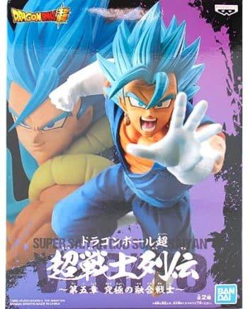 Super Saiyan Blue Vegito - Chaosenshi Retsuden Vol. 5 Box