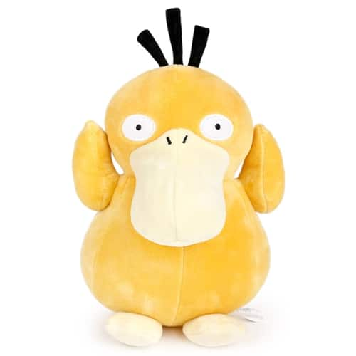 Psyduck Plushie - Medium Pose 1