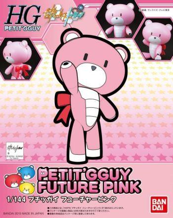 Gundam Petit'Gguy Future Pink Box