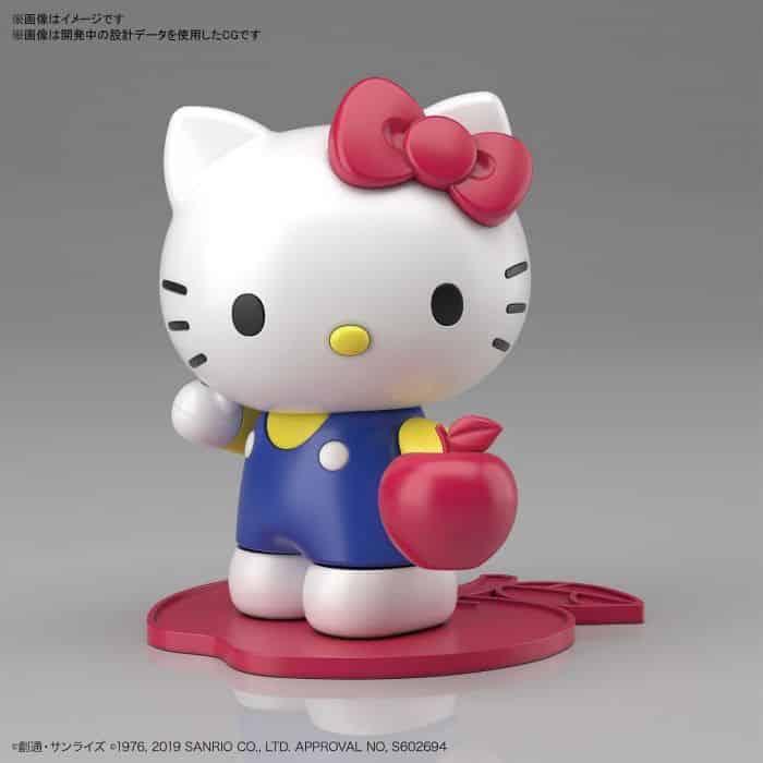 EX-Standard Hello Kitty/RX-78-2 Pose 2