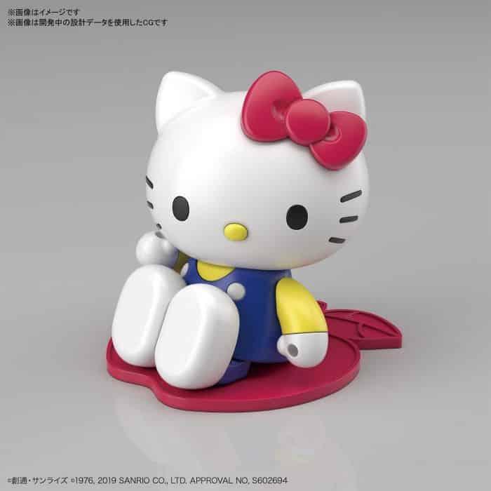 EX-Standard Hello Kitty/RX-78-2 Pose 3
