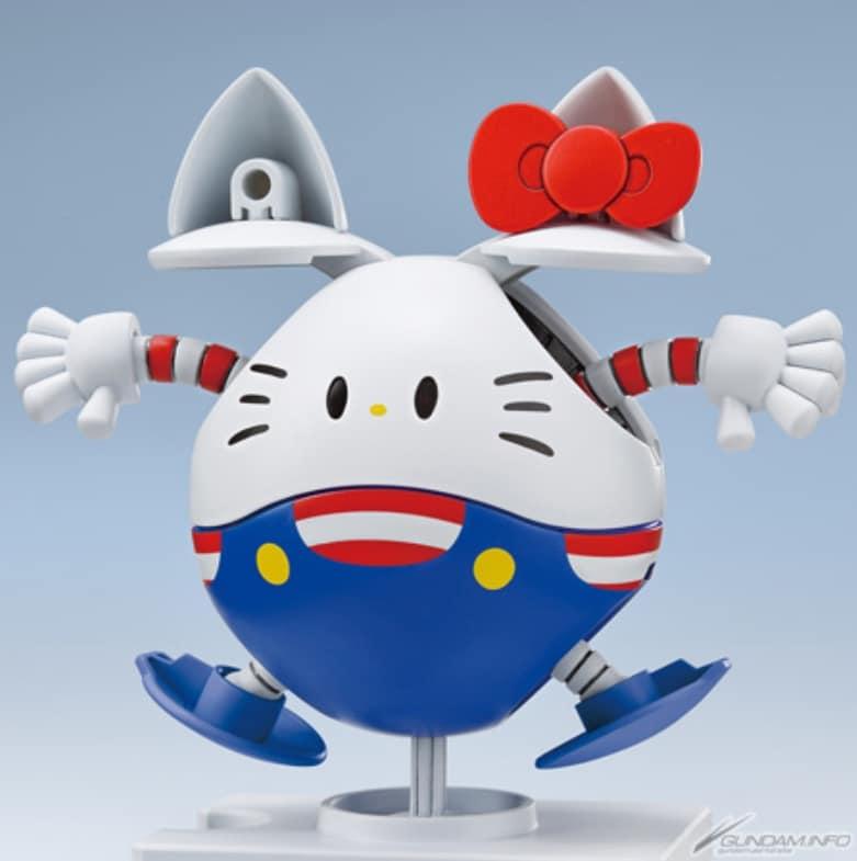 Hello Kitty Haro Pose 3
