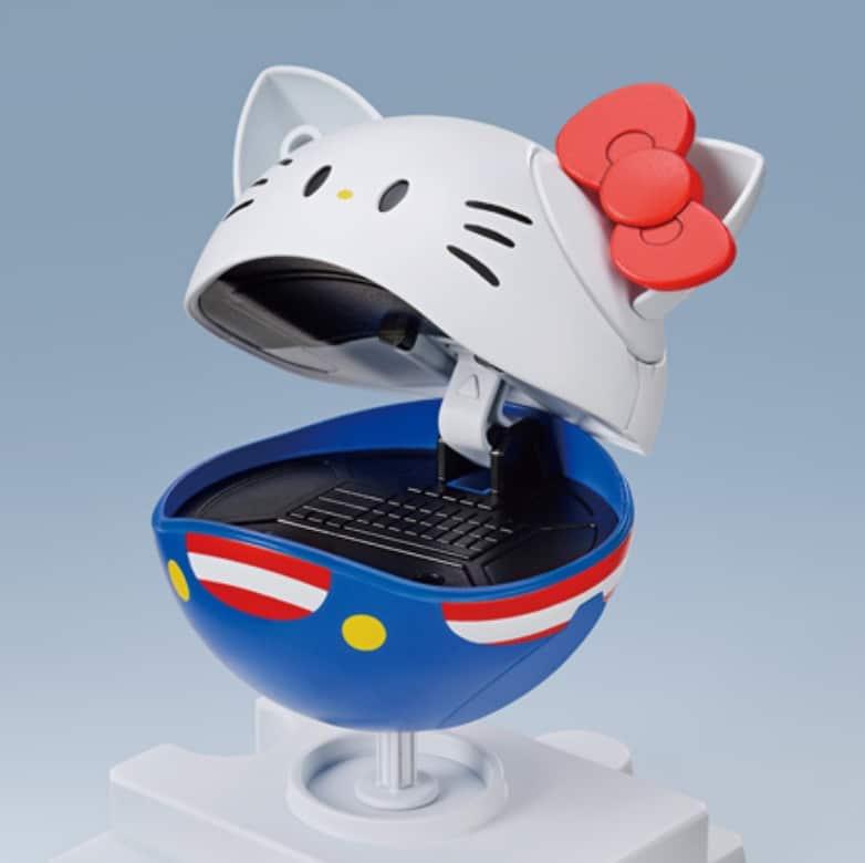 Hello Kitty Haro Pose 2