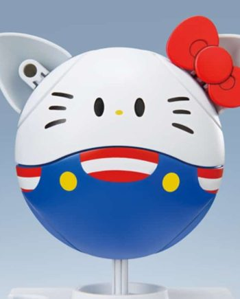 Hello Kitty Haro Pose 1
