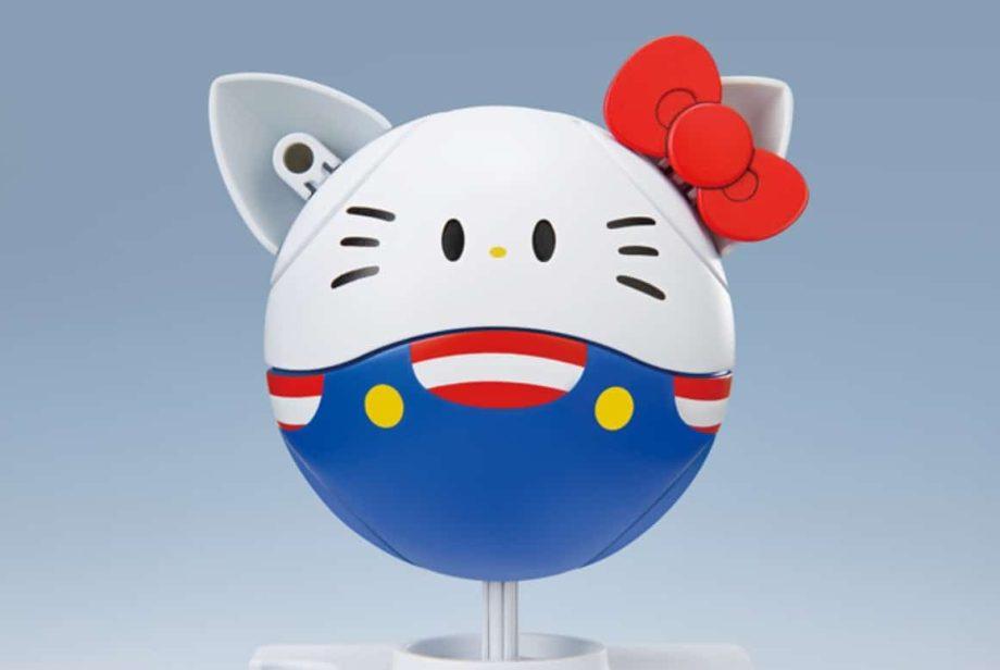 Hello Kitty Haro Pose 1