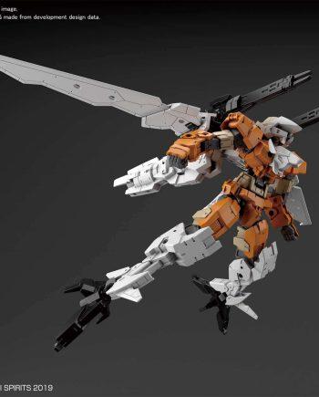 Alto Flight Type Orange Pose 1