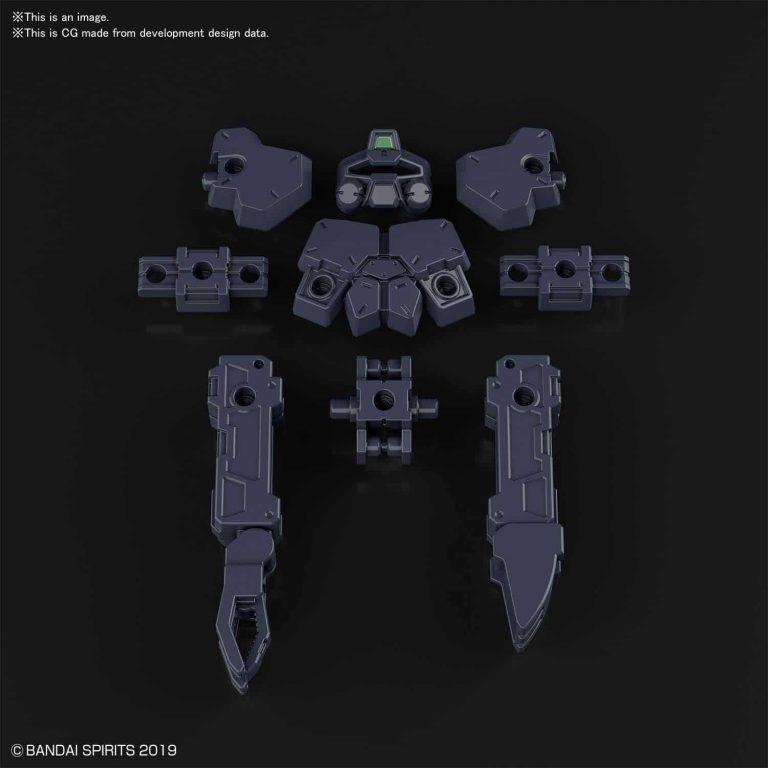Rabiot Dark Gray Option Armor for Base Attack Pose 1