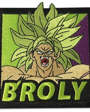 Super Saiyan Broly Patch Patch