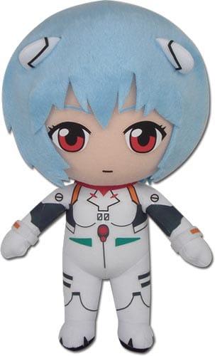Evangelion Rei Plush Pose 1