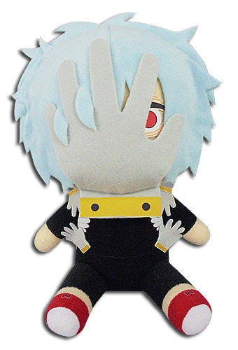 Shigaraki Sitting Plush Pose 1