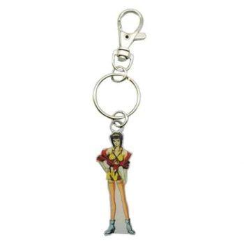 Cowboy Bebop: Faye Metal Keychain