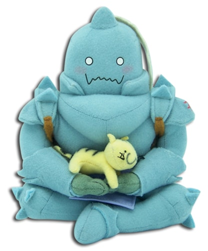 Alphonse Sitting Plush Pose 1