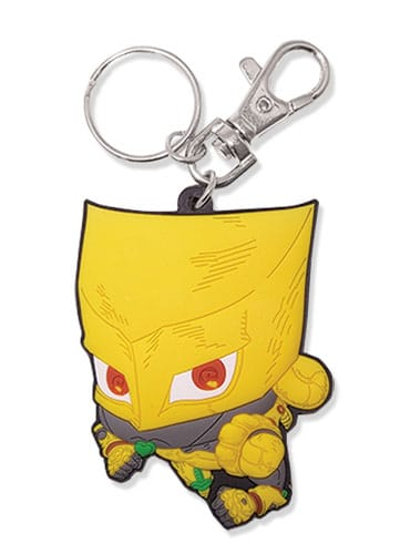 SD The World PVC Keychain Pose 1
